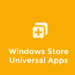 Windows Store Universal Apps