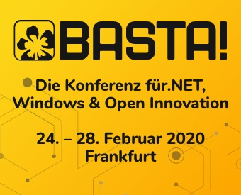 BASTA! – Konferenz für .NET, Windows & Open Innovation